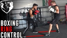 Ring Control for Boxing - Aggressive And Backpedal Maneuvers