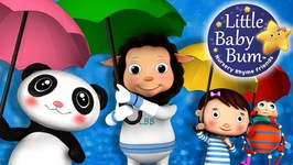 Rain Rain Go Away - Nursery Rhymes