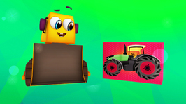 Tractor- Kids' Learning Puzzles