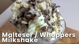 Malteser / Whoppers Milkshake
