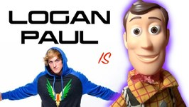 Logan Paul Is Woody - Toy Story 4