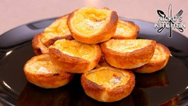 How To Make Portuguese Custard Tarts