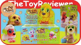 Sweet Puppies Blind Bags Full Case Collect Box Gummy Candy Fresh Toys Unboxing Review