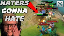 Miracle - HATERS GONNA HATE-  Invoker Dota 2