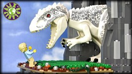 Lego Jurassic World- Adventure in Jurassic Park