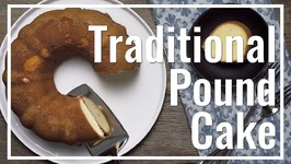 Traditional (Half) Pound Cake