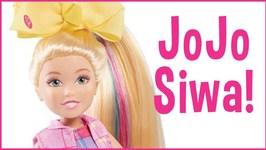 JOJO SIWA BOOMERANG! Singing Doll Review