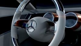 Mercedes-Maybach 6 - Teaser