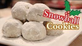 Snowball Cookies - Rule Of Yum Recipe