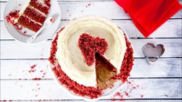 Recette Red Velvet Layer Cake Amour