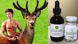 Deer Antler Velvet Spray For Fitness
