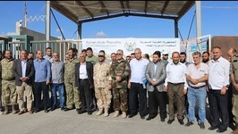 Islamist Fighting Group Hands Turkey Border Crossing to Syrian Opposition Government
