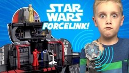 Ad Star Wars Playtime The Last Jedi Force Link Toys Review With Bb-8 Playset
