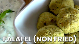 How To Make Falafel (Non Fried)
