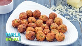 Schezwan Cheese Balls