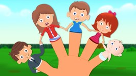 Finger Family - Nursery Rhyme For Childrens And Toddler - Kids Song