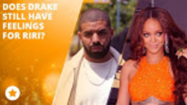 Drake's VERY Public Declaration Of Love For Riri
