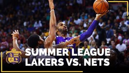Lakers Are Headed To The NBA Summer League Semifinals