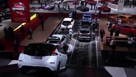 Nissan at Geneva 2018 Formula E Reveal - Show Floor