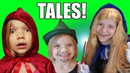 Four Funny Fairy Tales!