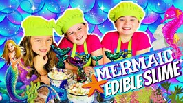 Edible Mermaid Slime
