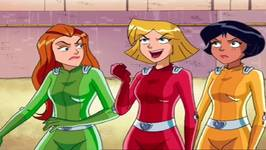Robot Gladiator - Totally Spies
