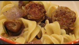 Sausage / Zaycon Sausage With Noodles