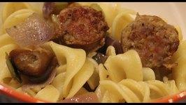Sausage / Zaycon Sausage With Noodles