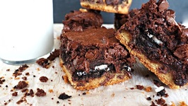 Dessert Recipe- Slutty Brownies