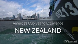 America's Cup Sailing Experience - Auckland New Zealand