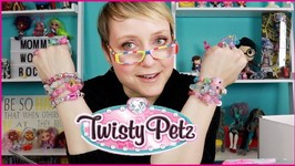 Twisty Petz Series 2 Toys Become Jewelry