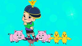 Old Mac Donald- Popular Children's Nursery Rhymes