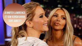 Jennifer Lawrence interview Kim Kardashian
