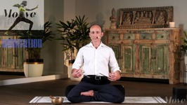Move 123 Meditation Basic - 10min How To Practice Presencing