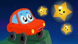 Little Red Car - Twinkle Twinkle Little Star - Car Songs