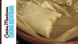Recetas de Tamales de Chile: Cómo hacer Tamales verdes?