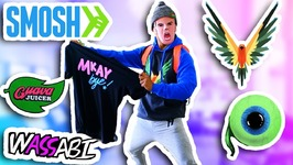Buying More YouTuber Merch and Wearing It