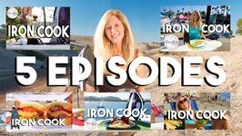 Iron Cook Rebecca Brand Marathon! Episodes 5-9