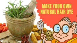 Hair Care - Ayurvedic Home Remedies - How to Make Your Own Natural Hair Dye