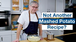 Not Another Mashed Potatoes Recipe
