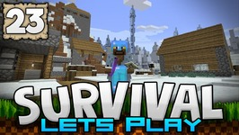 GREATEST. JOURNEY. EVER. - Survival Let's Play Ep. 23 - Minecraft 1.2 -PE W10 XB1