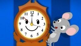 Hickory Dickory Dock - Nursery Rhymes - Kids Songs - Baby Videos - Kids Tv Nursery Rhymes
