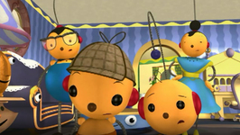 S01 E04 - The House Detectives/The Backyard Jungle/The Best Doggone Show in the World - Rolie Polie Olie