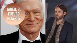 Jared Leto protagonizará el biopic de Hugh Hefner