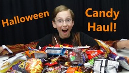 Halloween Candy Haul 2016 - Kids Candy Taste Test Review