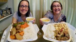 Chinese Food -Gay Family Mukbang -Eating Show