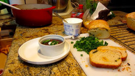 Food Storage Black Bean Soup On A Budget