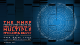 The MMRF Precision Medicine Model - How Close to Multiple Myeloma Cure Are We?