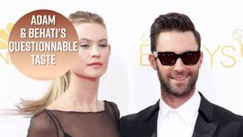 Adam And Behati Bought A Really Cheesy Mansion