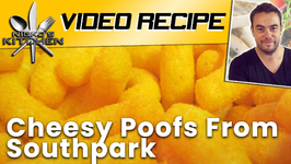 How To Make Cheesy Poofs From Southpark